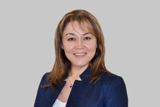 dr Dina Hojaeva